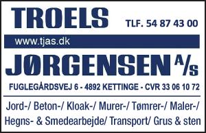 Troels Jørgensen Entreprise A/S