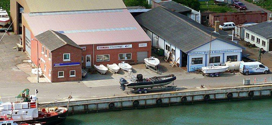 Rødbyhavn Motor & Maskinværksted